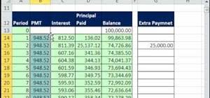How To Create An Amortization Table In Excel How To Create An Amortization Table In Microsoft Excel Microsoft