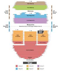 Precise Ahmanson Theatre Seating 2019