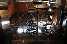 Marble Kitchen Floor Tiles Black Marble Kitchen Floor Tiles Outofhome
