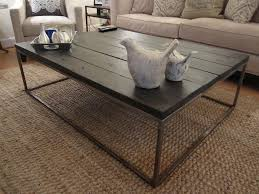 Affordable Diy Restoration Hardware Coffee Table Cole Papers Design