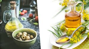 Olive Oil Price Chart Canola Oil Vs Olive Oil Whats The Difference