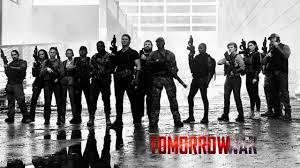 The Tomorrow War izle   Hdfilmcehennemi   Film izle
