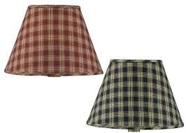 medium size of red tartan lampshades floor lamp shades candle fabric primitive home decors lighting enchanting