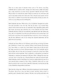 compare and contrast essay e