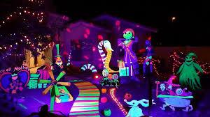 halloween lighting. halloween fluorescent blacklight paint lighting i