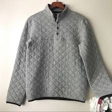 NWT Merona Men's Quilted Pullover - Small S from Liz's closet on ... & NWT Merona Men's Quilted Pullover - Small Adamdwight.com