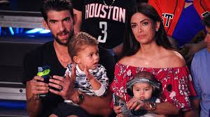 Michael Phelps, wife Nicole Johnson, announce third baby's on the way