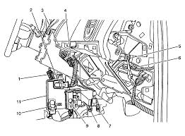 2000 Ford Radio Wiring Diagram