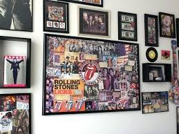 rock and roll decor rock rock roll room decorations