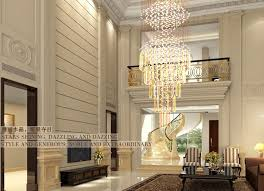 stunning large contemporary crystal chandeliers modern big crystal chandelier for luxury life