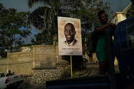 Haiti holds funeral for assassinated ...