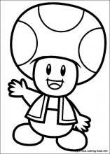 Coloring Pages Mario Super Mario Bros Coloring Pages On Coloring Book Info