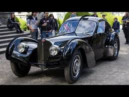 A subsequent owner sent the car back to bugatti. Ralph Lauren Owns The Most Expensive Car In The World