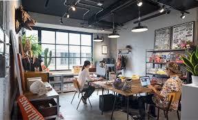 stylish office. workspace stylish office r