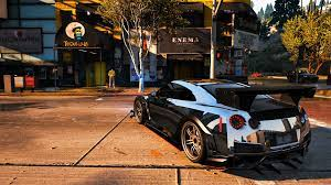 GTA 6 Ultra Realistic Graphics 4K 60FPS ...