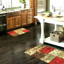 corrugated composite rib rubber runner mats runners floor kitchen elegant flo