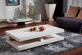 modern coffee table for living room  coffee tables decoration