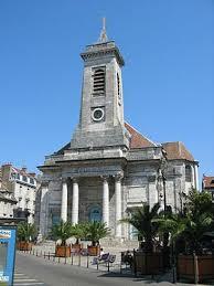 Достопримечательности Безансона: церковь сен пьер