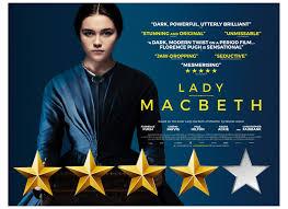 Resultado de imagem para lady macbeth 2017
