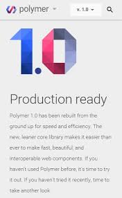 What Is The Polymer Elements Used In First Page Of The Polymer