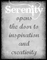 Serenity Inspiration Creativity Quote Happy Quotes Serenity