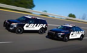 2012 Ford Police Interceptor / Interceptor Utility First Drive ...