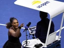 「セリーナが全米OP決勝で激怒 感情を制御するにはどうすれば?」の画像検索結果