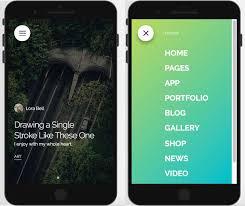 30 Best Jquery Mobile Web Templates 2016 Designmaz