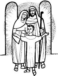Image result for holy family silhouette clip art