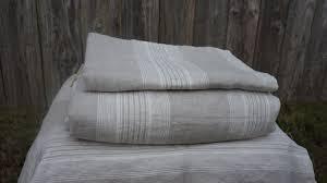 coastal striped duvet cover grey striped duvet cover
