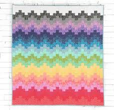 Bargello Quilt Patterns Custom What Is Bargello Quilting An Overview And Pretty Patterns