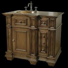 K&B Galleries Furniture Guild Vanity Flair - Traditional Tuscan ...