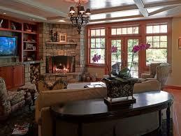 corner fireplaces