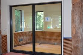 full fit out office furniture installation from aci with frameless