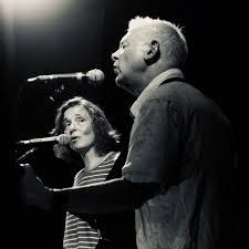 Steve Henderson & Polly Carrol - Folk Music from Glastonbury, UK