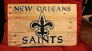 new orleans saints wall decor new saints hand painted wall decor new saints wall decor awesome