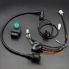 honda crf50 wiring wiring diagram for you • wiring loom harness kill switch ignition coil cdi for honda crf50 rh aliexpress com honda crf100 2004 honda crf50 wiring diagram