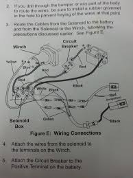 wiring diagram ramsey 9000 winch the wiring diagram badland winch 2500 wire diagram nilza wiring diagram