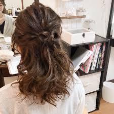 Moriyama Mamiさんのヘアスタイル 結婚式お呼ばれのお客様ご来