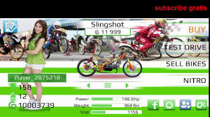 game drag racing 201m mod indonesia untuk android youtube