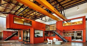 container office design. Back In 2009, I Read An Article About Shipping Containers Used As Offices Inside A Warehouse California. Took This Idea To Fellow Designers See If Container Office Design