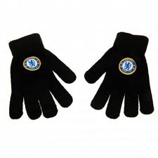 ~ cesar azpilicueta on chelsea fc ~. Chelsea Winter Gloves Ch G056 Amstadion Com