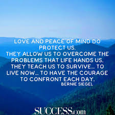 Quotes On Peace And Love 100 Quotes About Finding Inner Peace SUCCESS 28