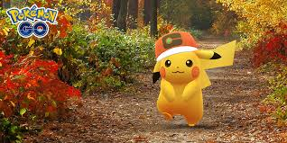 Encounter special <b>Pikachu</b> wearing one of Ash's caps during ...