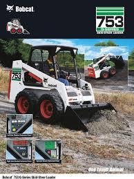 bobcat 753 specs loader (equipment) automotive technologies Bobcat 753 Loader Diagram Bobcat 753 Loader Diagram #77 753 Bobcat Sale