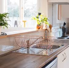 Kitchen Dish Drainer Rack Copper Dish Drainer Rrp 700 Kmart Homewares Take 2 Oh So Busy
