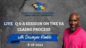 Live Q & A Session on the VA Claims Process - YouTube