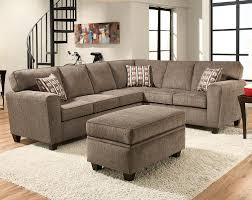 Two Piece Living Room Set Light Gray Sectional Sofanot Totally My Style But The Price Is
