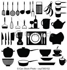 kitchen utensils. Kitchen Utensils And Tools - Csp7383152 I