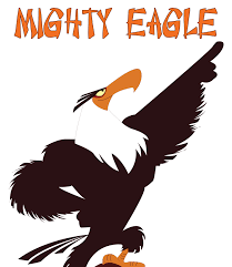 Angry Birds Mighty Eagle Vector Art